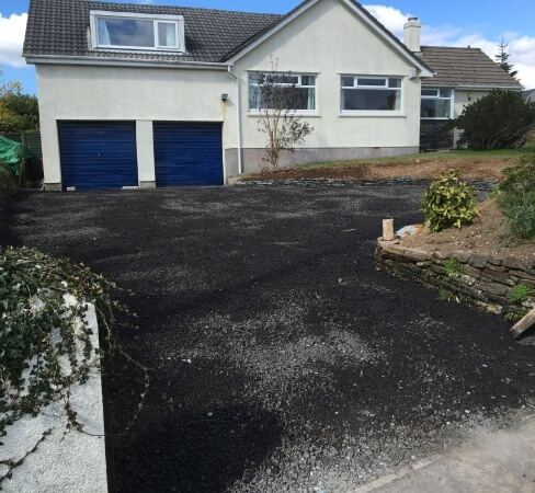 driveway contractor