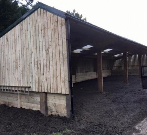 Building contractor in Tavistock